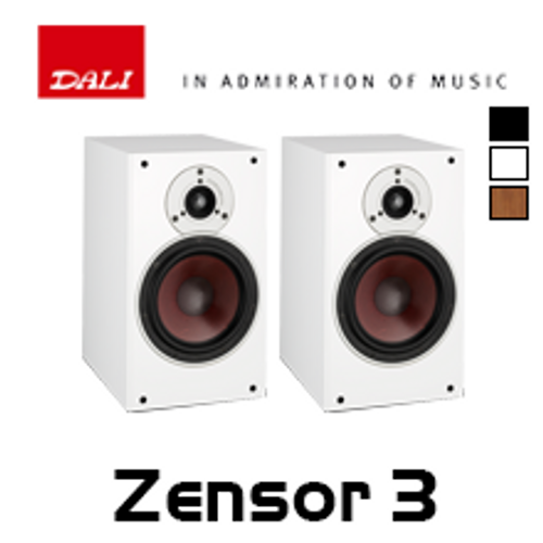 "Dali Zensor 3 7"" Bookshelf / Rear Speakers (Pair)"