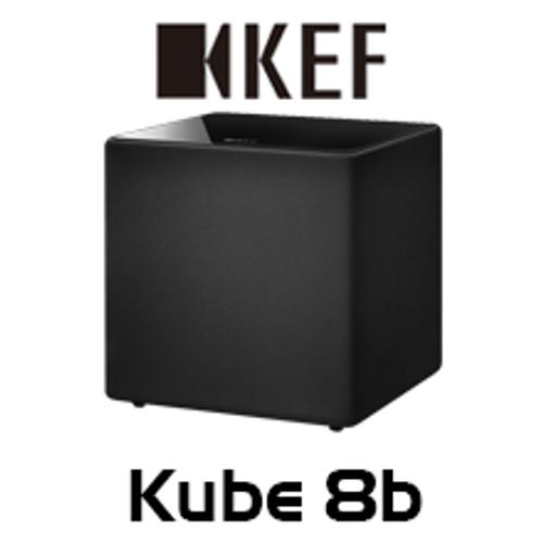 "KEF Kube 8b 8"" Sealed Active Subwoofer"