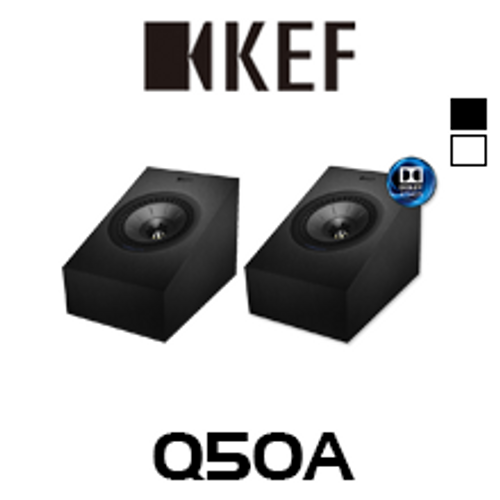 KEF Q50A Dolby Atmos Height Speakers (Pair)