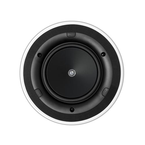 "KEF Ci 160.2CR 6.5"" Uni-Q Ultra-Thin Bezel In-Ceiling Speakers (Pair)"