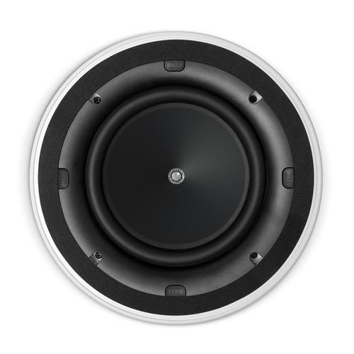 "KEF Ci 200.2CR 8"" Uni-Q Ultra Thin Bezel In-Ceiling Speakers (Pair)"