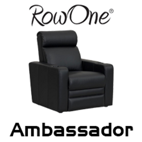 RowOne Ambassador Premium Cinema Seating