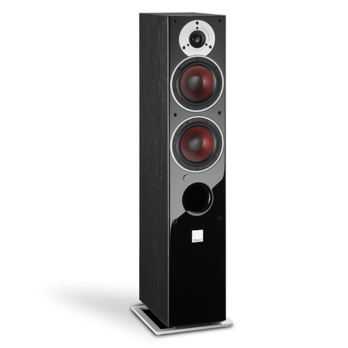 "Dali Zensor 5AX Dual 5.25"" Powered Bluetooth Floorstanding Speakers (Pair)"