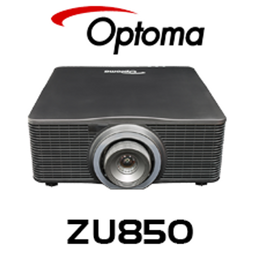 Optoma ProScene ZU850 WUXGA 8200 Lumens Pure Laser Professional DLP Projector