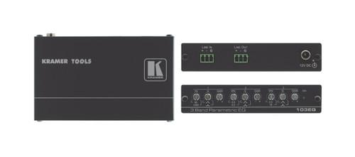 Kramer 103EQ 3-Band Parametric Equaliser