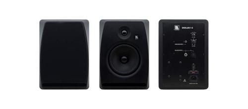 """Kramer Dolev6 6.5"""" Bi-Amplified Studio Grade Speaker (Each)"""
