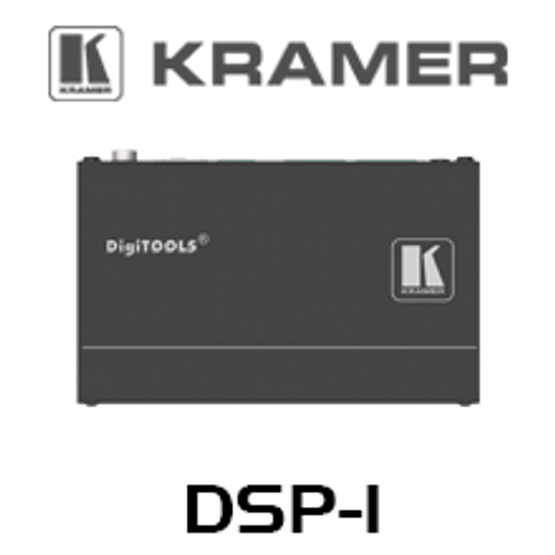 Kramer DSP-1 Mini Digital Sound Processor