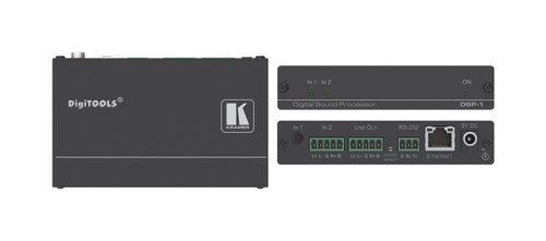 Kramer DSP-1 Mini Digital Sound Processor
