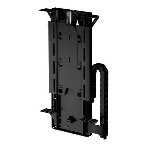 "Future Automation LSL-BE Box Enclosure TV Lift For 19""-40"" Screens"
