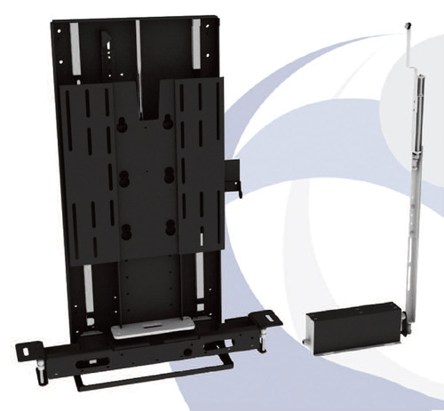 "Future Automation LSM-EFA Electric Push Up Lid TV Lift For 42""-65"" Screens"