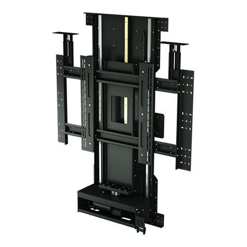 "Future Automation LSH-BE Box Enclosure / Electric Flap TV Lift For 75""-90"" Screens"