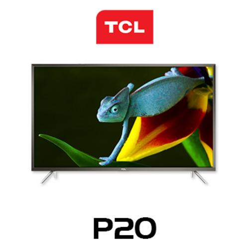 "TCL P20 60"" 4K UHD HDR Pro Smart Android LED TV"