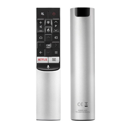 TCL RC602S Voice Search Remote Control To Suit 2017/2018 Android TV