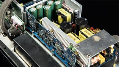 4000 Series Sledge Amplifier