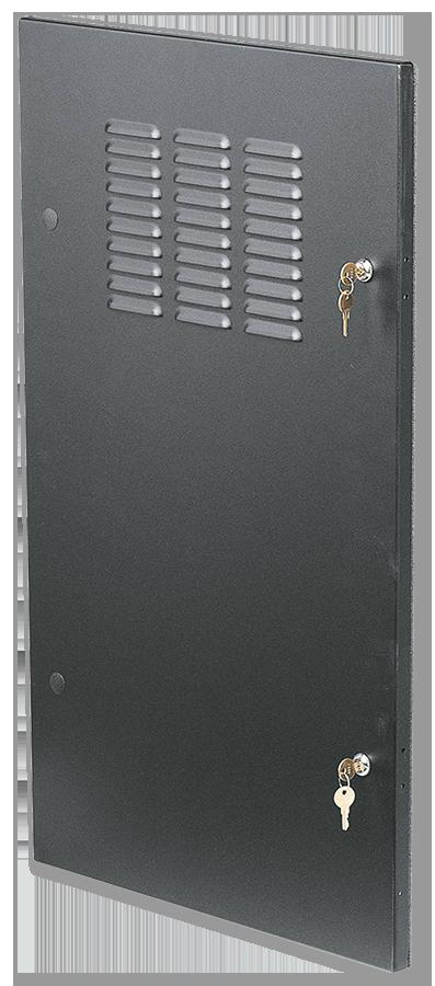 """AVA 9 - 38RU Steel 19"""" Rack Door"""