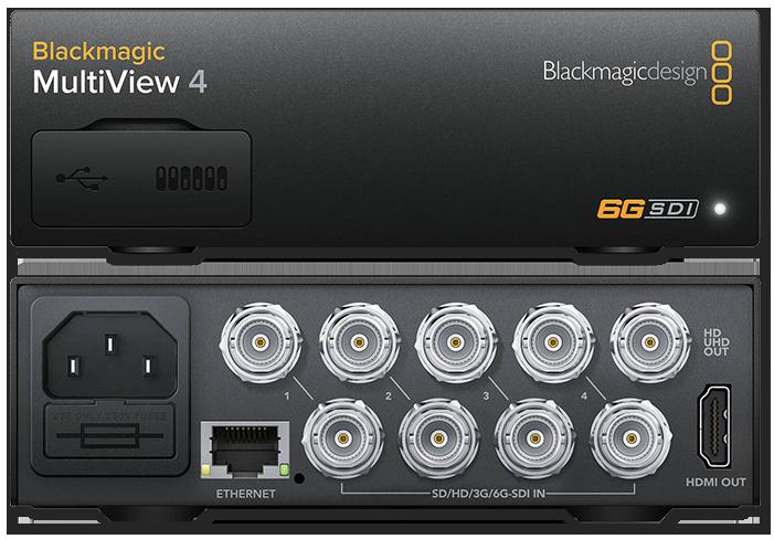 Blackmagic Multiview 4 Av Australia Online