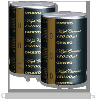 customised capacitors