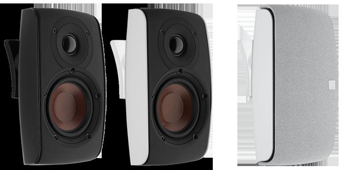 "Dali Fazon SAT 4.5"" On-Wall / Shelf Speaker"