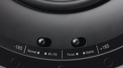 dali phantom e-series buttons
