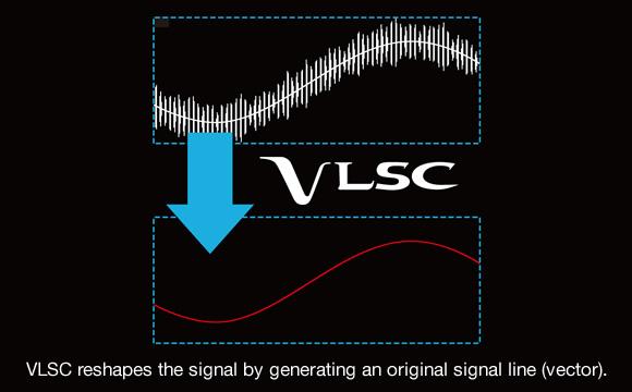 VLSC™ Reduces Noise and Reveals Detail