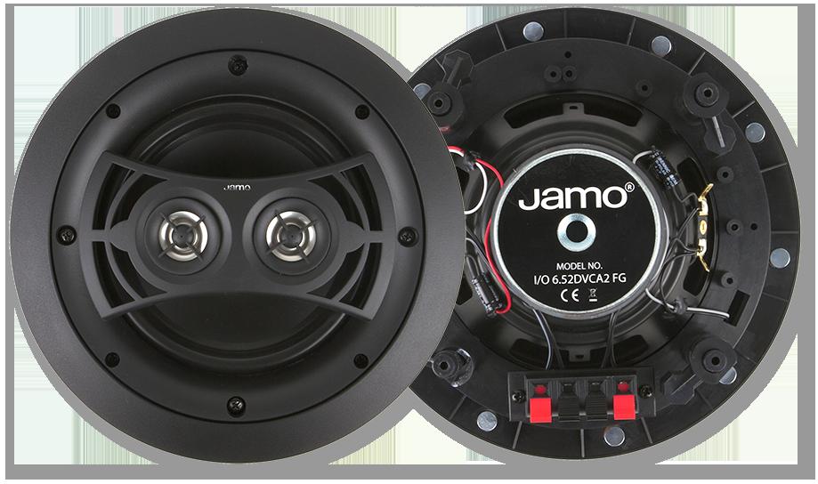Jamo 8 52dvca2 Single Stereo In Ceiling Speaker