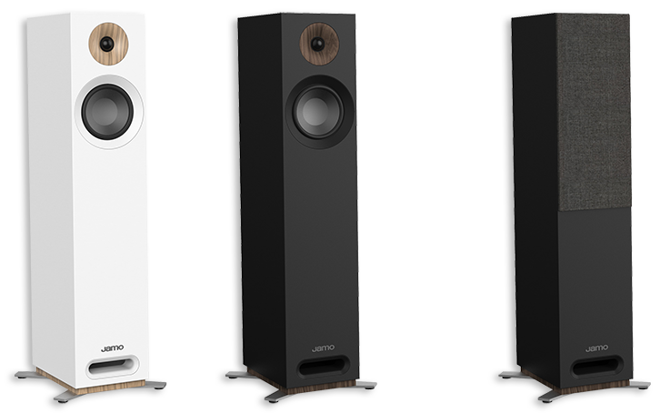 "Jamo S805 5"" Floorstanding Speakers"