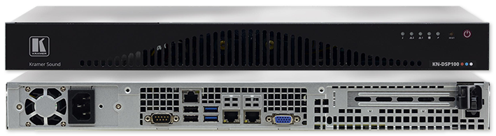 Kramer KN-DSP100 1RU Network Server with DSP
