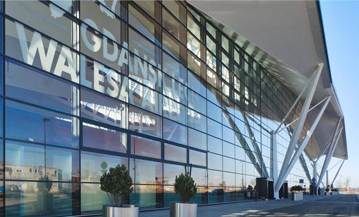 Lech Walesa Airport, Poland