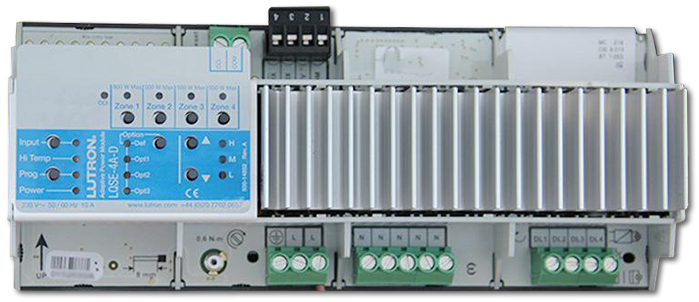 Lutron Phase Adaptive DIN Power Module