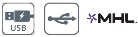 MHL Display & USB power