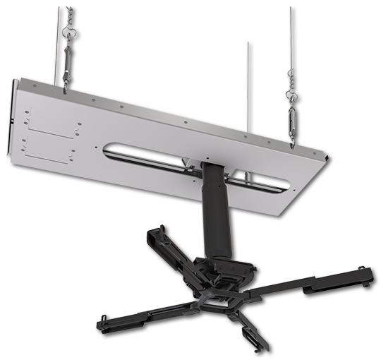 Mustang Pro MPJ-2KS11A Suspended Ceiling Projector Kit