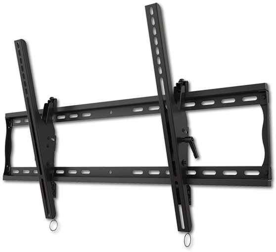 """Mustang Pro MPT-X85UA Tilt Wall Mount For 37"""" - 90"""" Displays"""