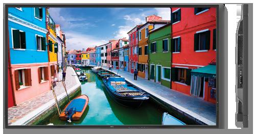 "NEC V463 46"" Full HD Commercial-Grade LED Backlit LCD Display"