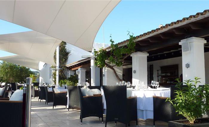 Novum Restaurant, Spain