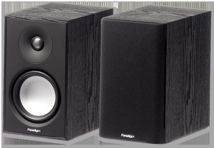 "Paradigm Atom Monitor v7 5.5"" 2-Way Bass Reflex Bookshelf Speakers"