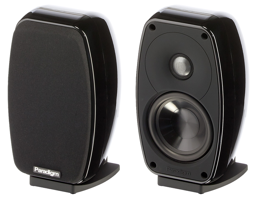 Paradigm Cinema 100 2.0 Bookshelf Speakers