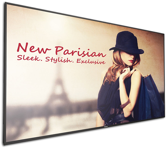 Philips P-Line Full HD 500 Nits Android Digital Signage
