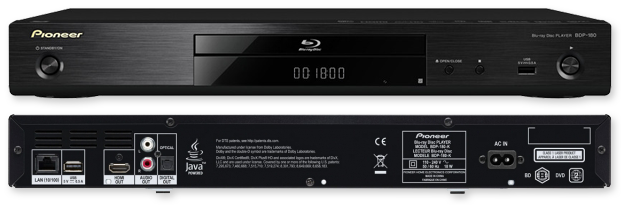 1c502ba21 BDP-180 Network 3D Blu-Ray Player with 4K Video Upscaler | AV ...