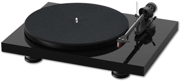 Pro-Ject Debut Carbon Evo Turntable Inc. Ortofon 2M Red