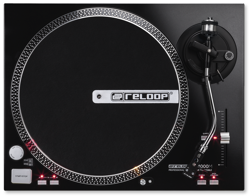 Reloop RP-4000M High Torque DJ Turntable