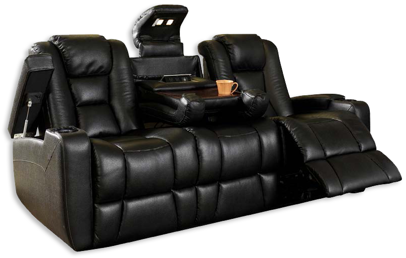 RowOne Evolution Premium Cinema seats - Sofa