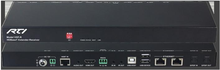RTI VXP-R HDBaseT Long Range Receiver