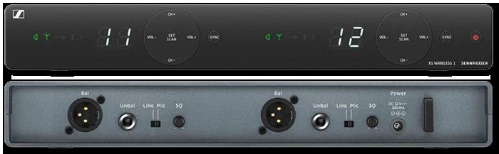 Sennheiser EM-XSW 1 DUAL stationary receiver