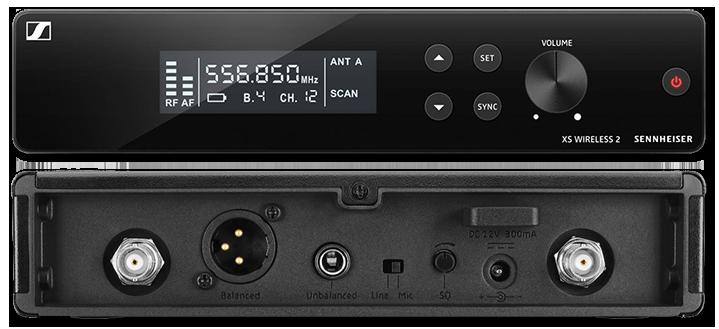 Sennheiser EM-XSW 2 stationary receiver