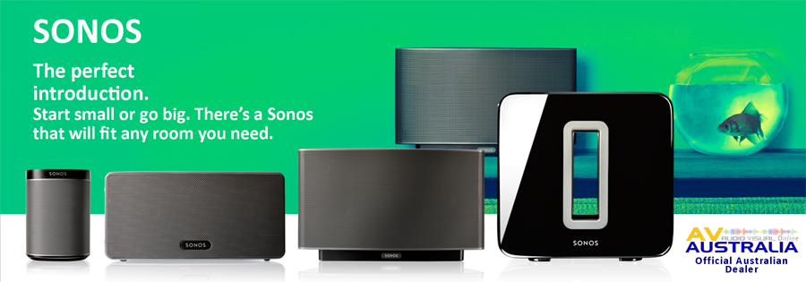 Sonos the Perfect introduction
