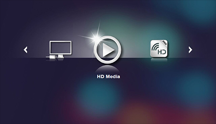 Media player and native office viewer
