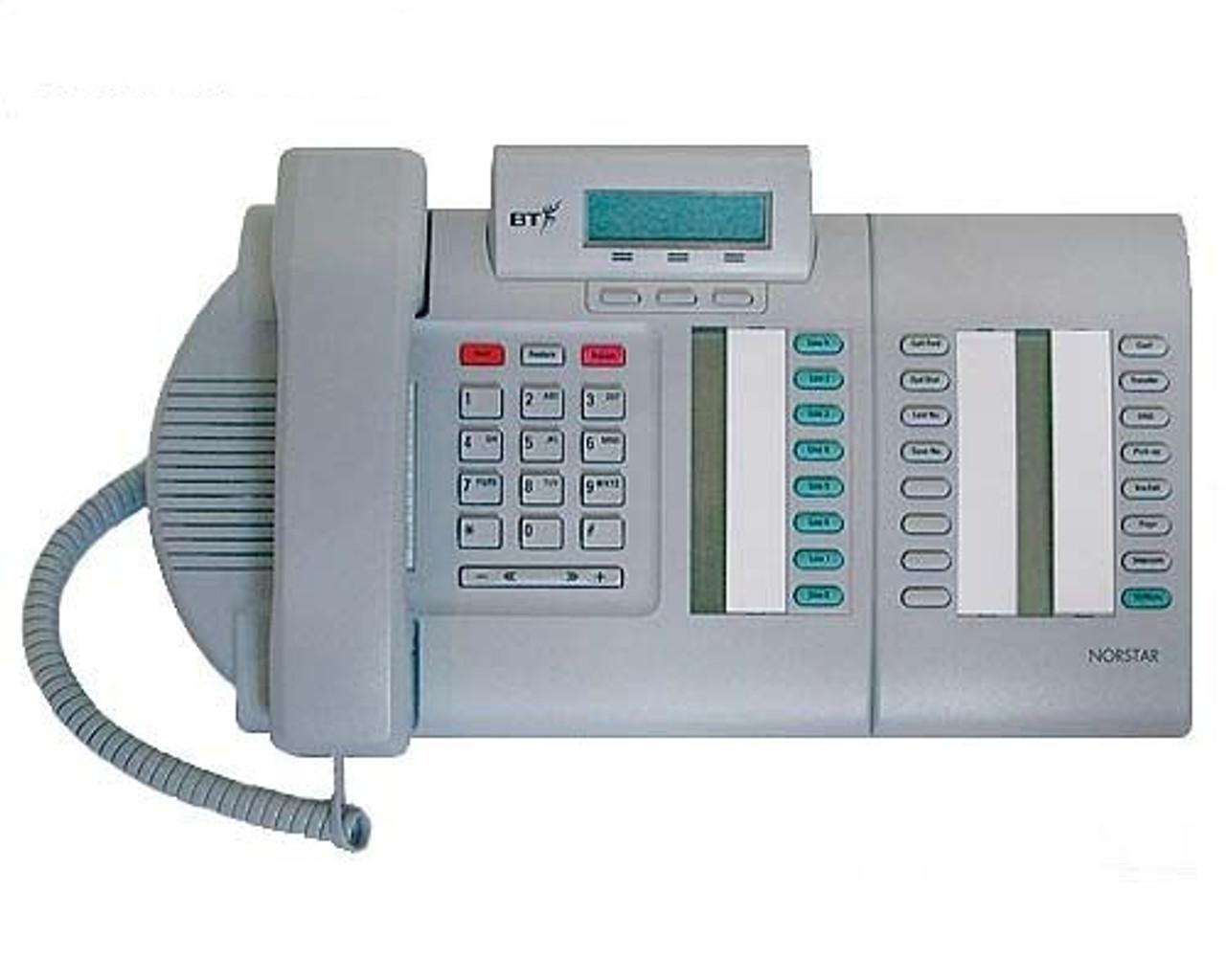 Nortel Norstar BT 11 x T7208 phones available