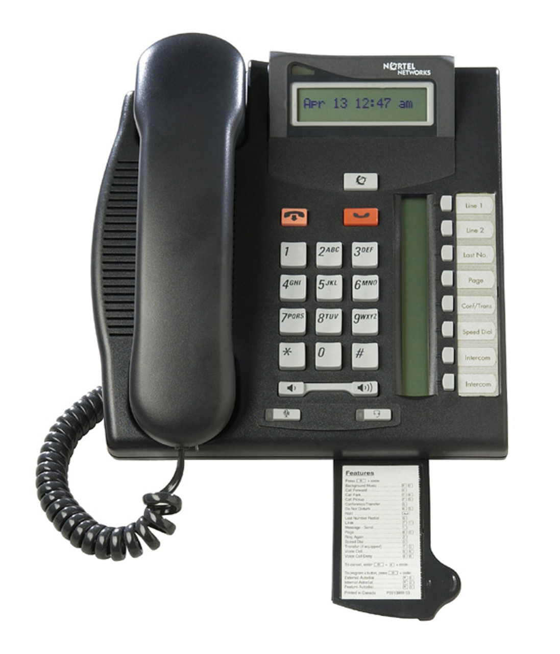 Nortel Norstar BST T7208 Digital Phone - GRADE A