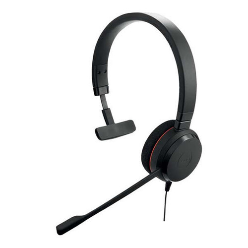 Jabra Evolve 20 Uc Headset Mono Commlinks