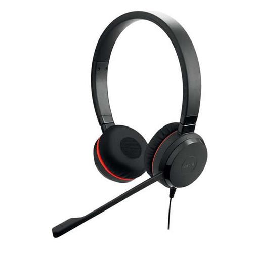 Jabra Evolve 20 Uc Headset Duo Commlinks